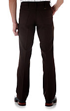 Wrangler® Wrancher™ Brown Dress Pants