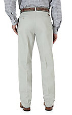 Wrangler® Riata™ Putty Casual Relaxed Fit Pants