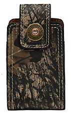 Nocona® Mossy Oak Camoflauge with Shotgun Shell iPhone Case w/ 360 Clip