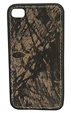 Nocona® Black with Mossy Oak Camo iPhone 4 Case