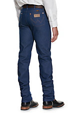 Wrangler� Cowboy Cut? Rigid Indigo Slim Fit Jeans