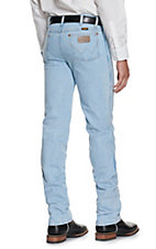 Wrangler® Cowboy Cut™ Bleach Slim Fit Jeans