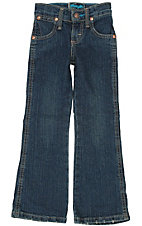 Wrangler® Girls' Premium Patch Sunshine Jean - Sizes 1T-6X