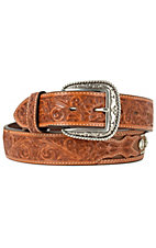 Ariat® Cason Cedar Crystal Mens Belt 10009385
