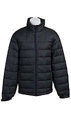 Ariat Men's Black Bozeman Duck Down Insulated Jacket 10011430