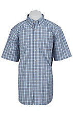 Ariat Men's L/S Casey Western Plaid Shirt 10012416