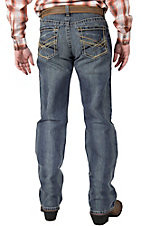 Ariat M2 Cross Road Gulch Relaxed Fit Low Rise Boot Cut Jeans