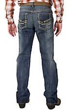 Ariat M4 Cliff Hanger Tornado Low Rise Fashion Boot Cut Jeans