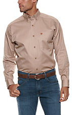Ariat® Men's L/S Solid Western Shirt 109206