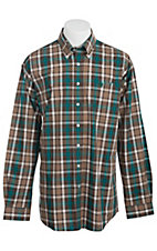 Cinch L/S Mens Fine Weave Shirt 1103552