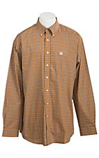 Cinch L/S Mens Fine Weave Shirt 1103553