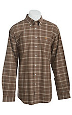 Cinch L/S Mens Fine Weave Shirt 1103555