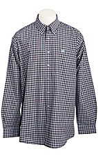 Cinch L/S Mens Fine Weave Shirt 1103573