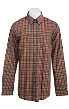Cinch L/S Mens Fine Weave Shirt 1103585