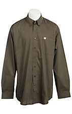 Cinch L/S Mens Fine Weave Shirt 1103588