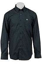 Cinch L/S Mens Fine Weave Shirt 1103601