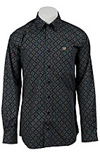 Cinch L/S Mens Fine Weave Shirt 1103603