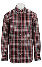 Cinch L/S Mens Fine Weave Shirt 1103610