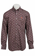 Cinch L/S Mens Fine Weave Shirt 1103616