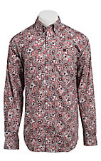 Cinch L/S Mens Fine Weave Shirt 1103618