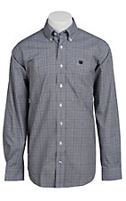 Cinch L/S Mens Fine Weave Shirt 1103622
