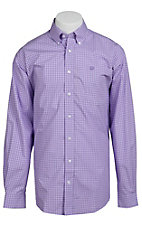 Cinch L/S Mens Fine Weave Shirt 1103626