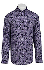 Cinch L/S Mens Fine Weave Shirt 1103631