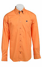Cinch L/S Mens Solid Fine Weave Shirt 1103646