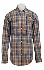 Cinch L/S Mens Fine Weave Shirt 1103651