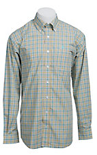 Cinch L/S Mens Fine Weave Shirt 1103676