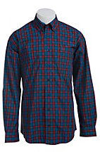Cinch L/S Mens Fine Weave Shirt 1103688