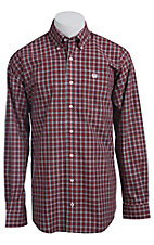 Cinch L/S Mens Fine Weave Shirt 1103689