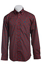 Cinch L/S Mens Fine Weave Shirt 1103697