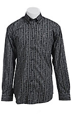 Cinch L/S Mens Fine Weave Shirt 1103709