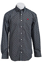 Cinch L/S Mens Fine Weave Shirt 1103712
