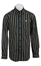 Cinch L/S Men's Fine Weave Shirt 1103734