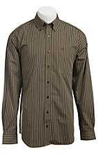 Cinch L/S Mens Fine Weave Shirt 1103736