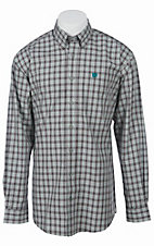 Cinch L/S Men's Fine Weave Shirt 1103759