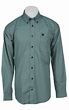 Cinch L/S Men's Fine Weave Shirt 1103767