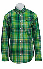 Cinch L/S Men's Fine Weave Shirt 1103773