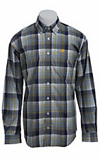 Cinch L/S Men's Fine Weave Shirt 1103774