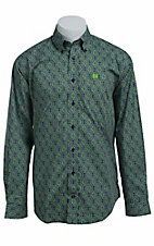 Cinch L/S Men's Fine Weave Shirt 1103781