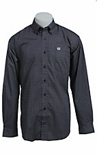 Cinch L/S Men's Fine Weave Shirt 1103782