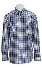 Cinch L/S Men's Fine Weave Shirt 1103786