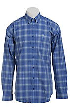 Cinch L/S Men's Fine Weave Shirt 1103789