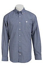 Cinch L/S Men's Fine Weave Shirt 1103790