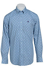 Cinch L/S Men's Fine Weave Shirt 1103795