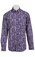 Cinch L/S Men's Fine Weave Shirt 1103796