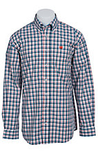 Cinch Cinch L/S Men's Fine Weave Shirt 1103806