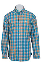 Cinch L/S Men's Fine Weave Shirt 1103807